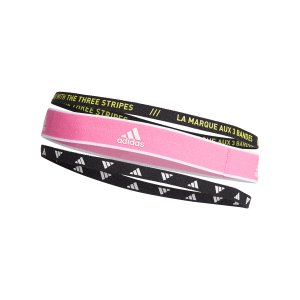 adidas-new-haarband-3er-pack-pink-gelb-weiss-gj8301-equipment_front.png