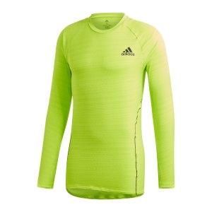 adidas-runner-sweatshirt-running-gruen-gc6731-laufbekleidung_front.png