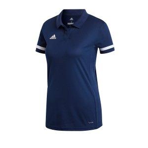 adidas-team-19-poloshirt-damen-blau-weiss-teamsport-fussballbekleidung-shortsleeve-kurzarm-dy8863.png