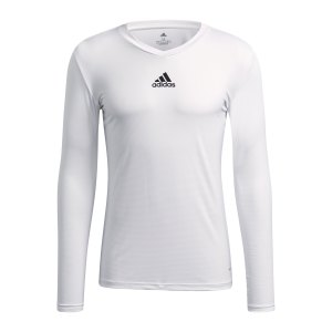 adidas-team-base-top-langarm-weiss-gn5676-underwear_front.png
