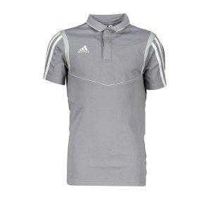 adidas-tiro-19-poloshirt-kids-grau-weiss-fussball-teamsport-textil-poloshirts-dw4737.png