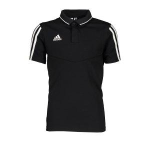 adidas-tiro-19-poloshirt-kids-schwarz-weiss-fussball-teamsport-textil-poloshirts-du0863.png