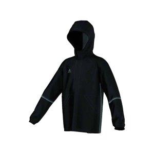 adidas-condivo-16-regenjacke-kids-jacket-kinder-children-sportbekleidung-regenschutz-schwarz-an9861.jpg