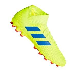 adidas-nemeziz-18-3-ag-gelb-rot-fussballschuhe-kunstrasen-bc0311.png