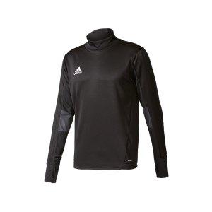 adidas-tiro-17-trainingstop-schwarz-grau-swetashirt-top-vereinsausstattung-team-fussball-bk0292.png