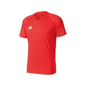 adidas-tiro-17-trainingsshirt-rot-fussball-teamsport-ausstattung-mannschaft-bp8557.jpg
