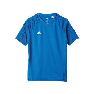 adidas-tiro-17-trainingsshirt-kids-blau-fussball-teamsport-ausstattung-mannschaft-bp8562.jpg