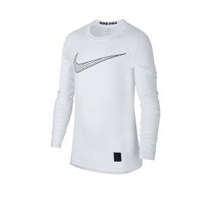 nike-pro-longsleeve-shirt-kids-weiss-f100-bq2186-underwear-langarm.png