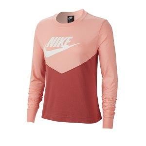 Nike BV4540 886 Orange Kleidung Sweatshirts Herren 69,96 €