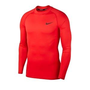 nike-pro-trainingsshirt-langarm-rot-f657-underwear-langarm-bv5592.png