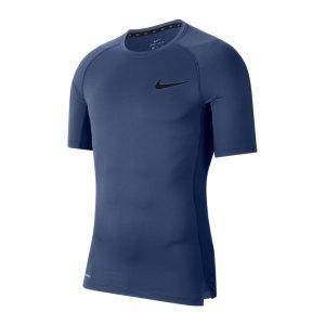 nike-pro-trainingsshirt-kurzarm-blau-f469-bv5631-underwear_front.png