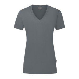 jako-organic-t-shirt-damen-grau-f840-c6120-teamsport_front.png