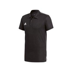 adidas-core-18-climalite-poloshirt-schwarz-weiss-fussball-teamsport-football-soccer-verein-ce9037.png
