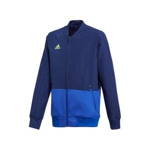 adidas-condivo-18-praesentationsjacke-kids-blau-fussball-teamsport-football-soccer-verein-cf4307.jpg