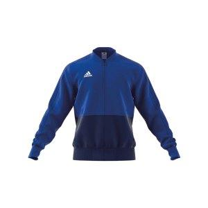 adidas-condivo-18-praesentationsjacke-blau-weiss-fussball-teamsport-football-soccer-verein-cf4309.jpg