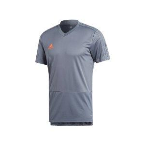 adidas-condivo-18-training-t-shirt-grau-orange-teamsport-oberteil-sportbekleidung-ausstattung-cg0359.png