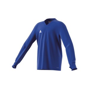 adidas-condivo-18-sweatshirt-kids-blau-fussball-teamsport-football-soccer-verein-cg0390.png