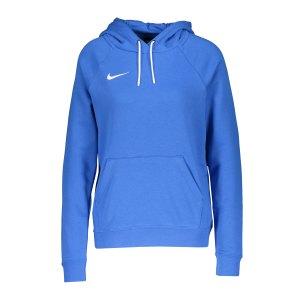 nike-park-fleece-hoody-damen-blau-weiss-f463-cw6957-teamsport_front.png