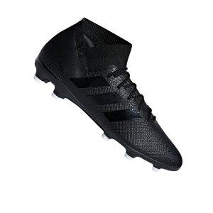 adidas-nemeziz-18-3-fg-schwarz-weiss-fussball-schuhe-nocken-rasen-kunstrasen-soccer-sportschuh-db2108.jpg