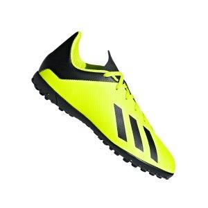adidas-x-tango-18-4-tf-turf-kids-gelb-schwarz-fussball-schuhe-multinocken-turf-soccer-football-kinder-db2435.png