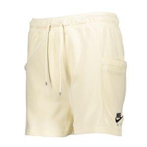nike-air-fleece-short-damen-beige-schwarz-f113-dc5298-lifestyle_front.png