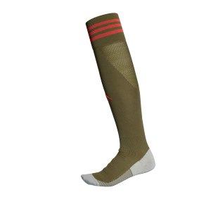 adidas-adisock-18-stutzenstrumpf-khaki-rot-fussball-teamsport-textil-stutzenstruempfe-dw7381.png