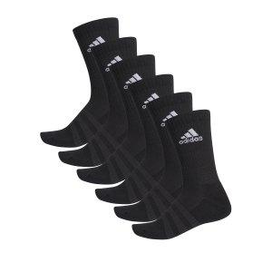 adidas-cushion-crew-socken-6er-pack-schwarz-fussball-textilien-socken-dz9354.png