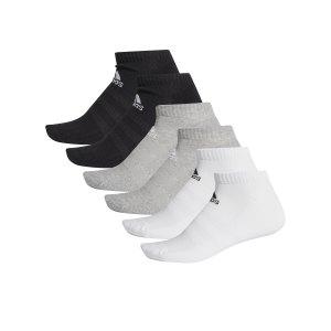 adidas-cush-low-socken-grau-weiss-schwarz-fussball-textilien-socken-dz9380.png