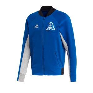 adidas-v-city-jacke-blau-fussball-textilien-jacken-eb7626.png
