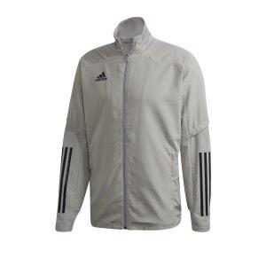 adidas-condivo-20-praesentationsjacke-grau-schwarz-fussball-teamsport-textil-jacken-ed9250.png