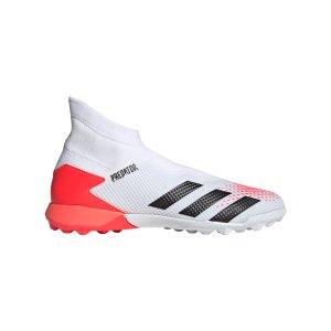 adidas-predator-20-3-ll-tf-weiss-pink-fussball-schuhe-turf-eg0909.png