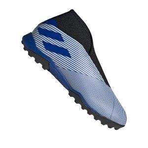 adidas-nemeziz-19-3-ll-tf-weiss-schwarz-fussball-schuhe-turf-eg7252.png