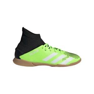 adidas-predator-20-3-in-halle-j-kids-gruen-weiss-eh3028-fussballschuh_right_out.png