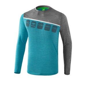 erima-5-c-longsleeve-blau-grau-fussball-teamsport-textil-sweatshirts-1331906.png