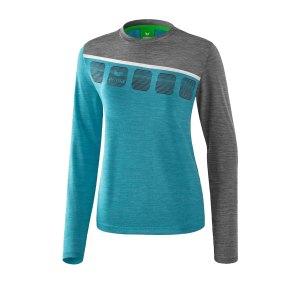erima-5-c-longsleeve-damen-blau-grau-fussball-teamsport-textil-sweatshirts-1331915.png