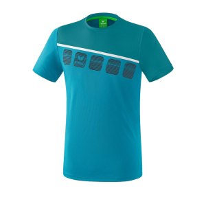 erima-5-c-t-shirt-kids-blau-weiss-fussball-teamsport-textil-t-shirts-1081910.png