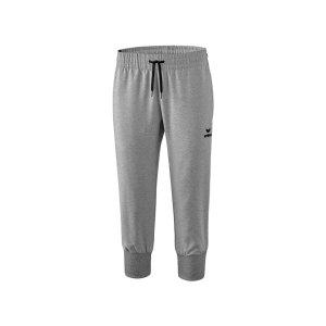 erima-basics-3-4-hose-damen-grau-dreiviertelhose-teamsport-freizeitkleidung-pants-2101810.png