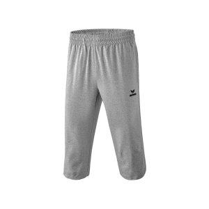 erima-basics-3-4-hose-kids-grau-dreiviertelhose-teamsport-freizeitkleidung-pants-2101804.png