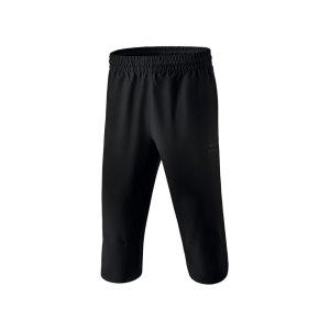 erima-basics-3-4-hose-schwarz-dreiviertelhose-teamsport-freizeitkleidung-pants-2101802.png