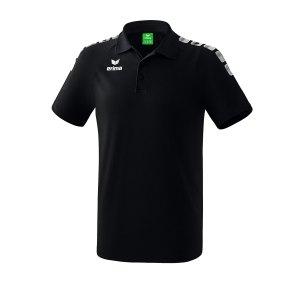 erima-essential-5-c-poloshirt-schwarz-weiss-fussball-teamsport-textil-poloshirts-2111901.png