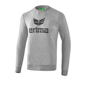 erima-essential-sweatshirt-grau-schwarz-fussball-teamsport-textil-sweatshirts-2071914.png