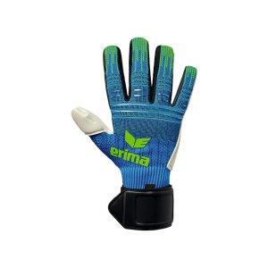 erima-flexinator-ultra-knit-tw-handschuh-blau-fussballzubehoer-torhueterausstattung-equipment-gloves-goalie-keeper-7221801.png