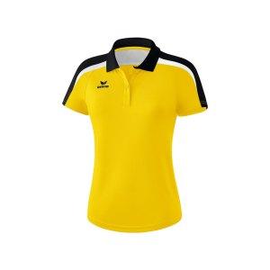 erima-liga-2-0-poloshirt-damen-gelb-schwarz-weiss-teamsport-vereinskleidung-shortsleeve-kurzarm-1111838.png