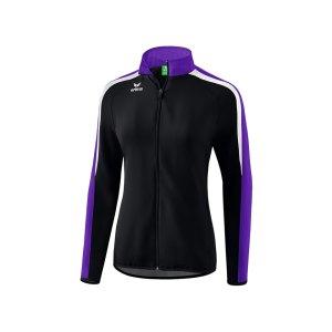 erima-liga-2-0-praesentationsjacke-damen-schwarz-lila-teamsport-vereinsbedarf-mannschaftskleidung-oberbekleidung-1011840.png