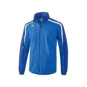 erima-liga-2-0-regenjacke-blau-weiss-teamsport-allwetter-wasserschutz-vereinskleidung-1051803.png