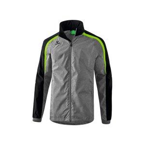 erima-liga-2-0-regenjacke-grau-schwarz-gruen-teamsport-allwetter-wasserschutz-vereinskleidung-1051808.png