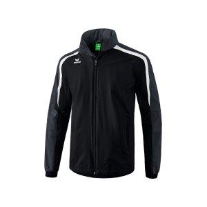 erima-liga-2-0-regenjacke-kids-schwarz-weiss-grau-teamsport-allwetter-wasserschutz-vereinskleidung-1051805.png