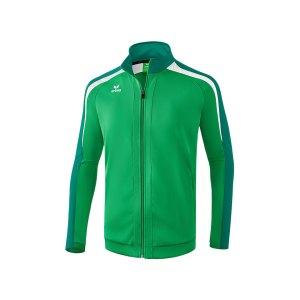 erima-liga-2-0-trainingsjacke-kids-gruen-weiss-teamsportbedarf-vereinskleidung-mannschaftsausruestung-oberbekleidung-1031803.png