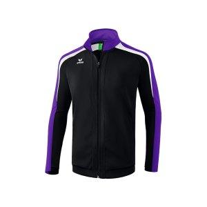 erima-liga-2-0-trainingsjacke-kids-schwarz-lila-teamsportbedarf-vereinskleidung-mannschaftsausruestung-oberbekleidung-1031810.png