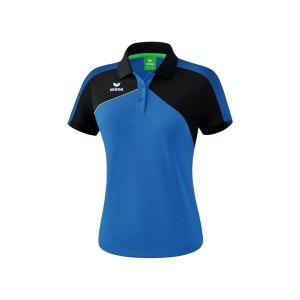 erima-premium-one-2-0-poloshirt-damen-blau-schwarz-teamsport-vereinskleidung-mannschaftsausstattung-shortsleeve-1111809.png